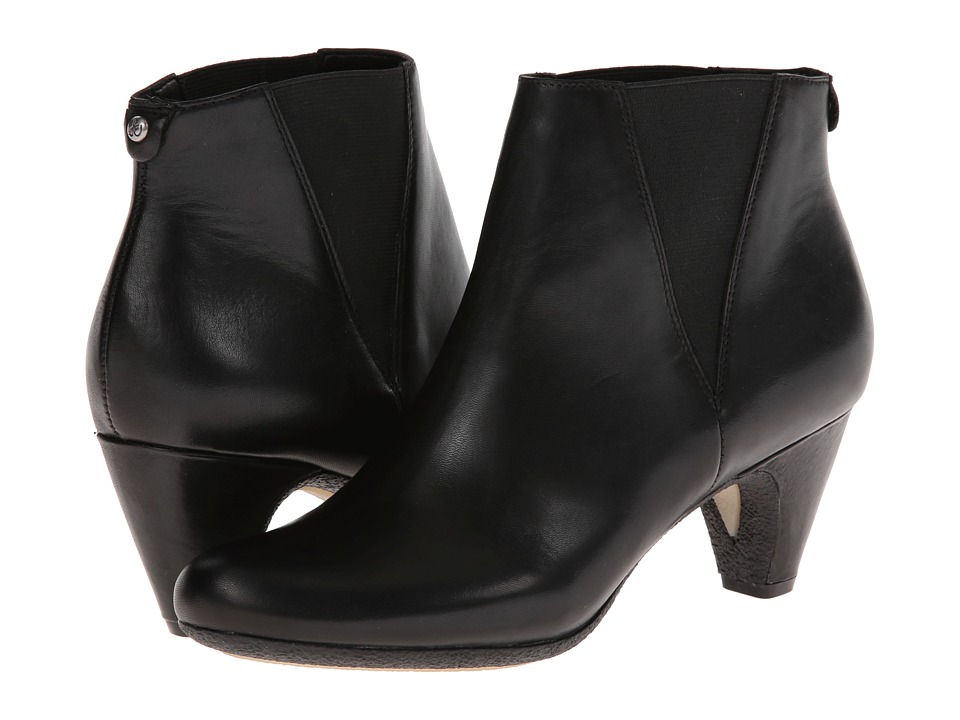 Sam Edelman - Morillo (Black Leather) Women