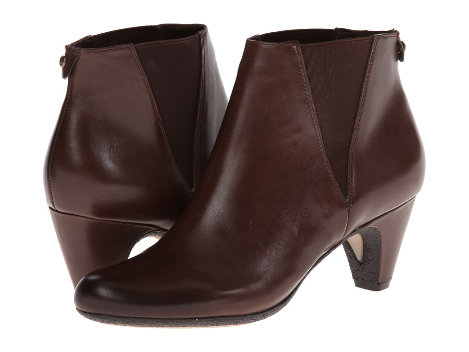 Sam Edelman - Morillo (Dark Brown Leather) Women