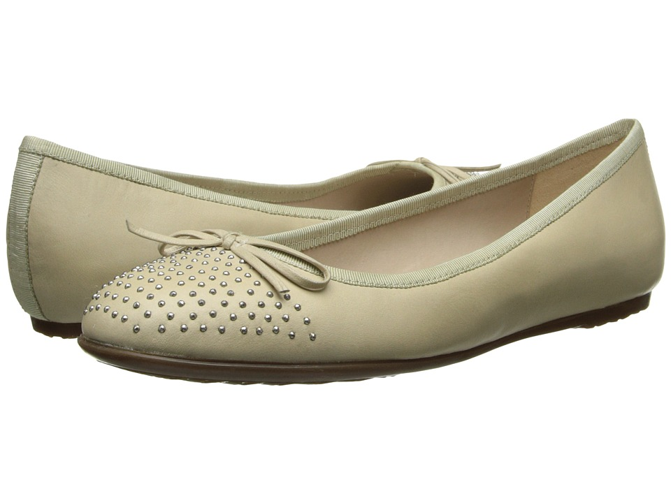 Hush Puppies - Daphne Hailey (Off White Leather) Women