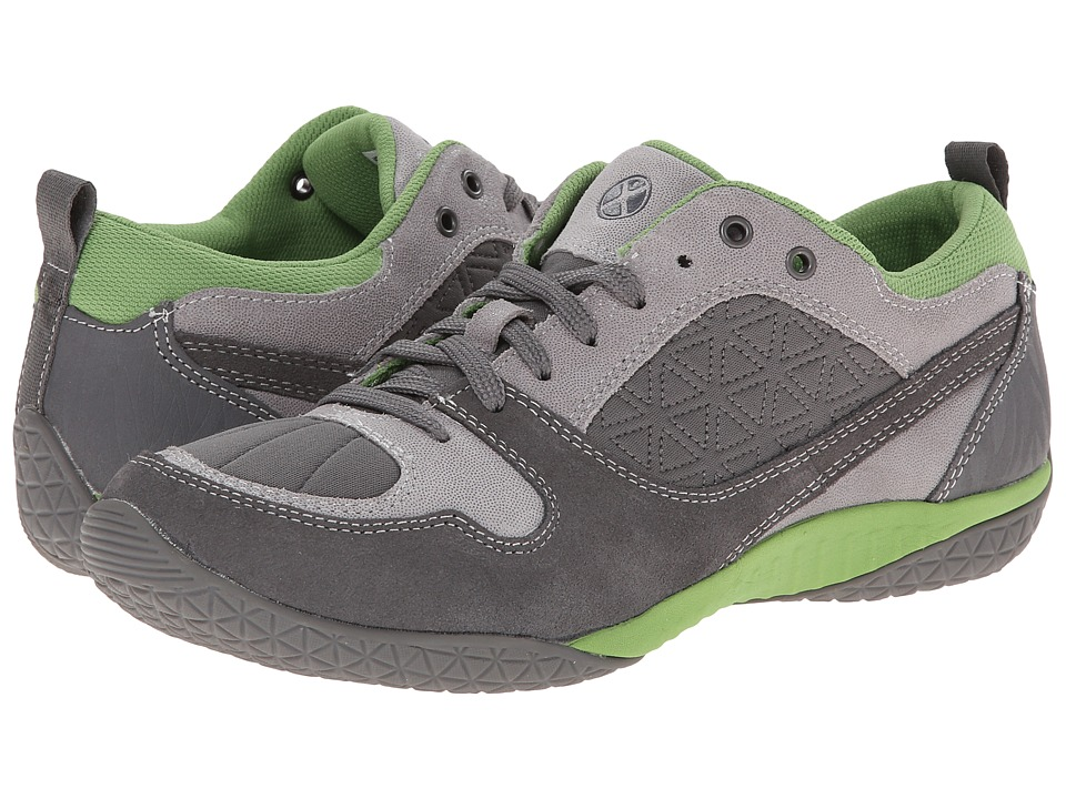 Hush Puppies - Adler Zelder (Cool Grey Leather) Women