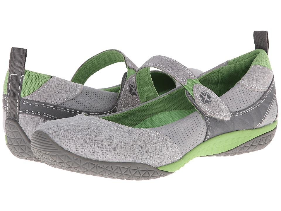 Hush Puppies - Adia Zelder (Cool Grey Leather) Women's Shoes