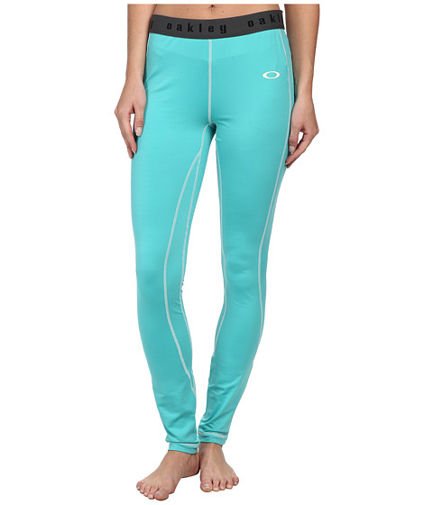 Oakley - Uniform Baselayer Pant (Turquoise) Women's Clothing