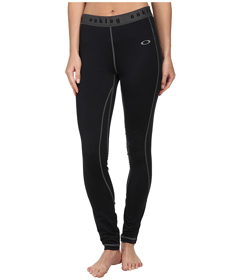 Oakley - Uniform Baselayer Pant (Jet Black) Women