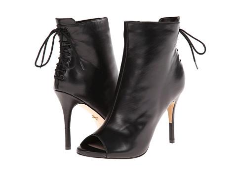 Pour La Victoire - Vanya (Black Leather) Women's Shoes