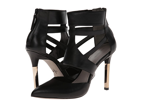 Pour La Victoire - Zanie (Black Vachetta) High Heels