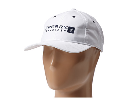 Sperry Top-Sider - Baseball Cap (White) Caps