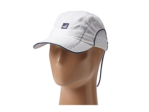 Sperry Top-Sider - Water Sport Cap (White) Caps