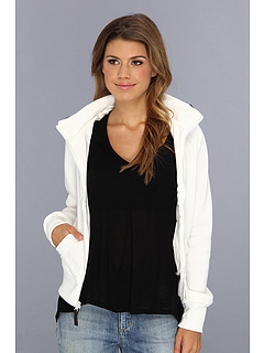 SALE! $19.99 - Save $30 on dollhouse Fleece Hoodie w Faux Fur Trim (Ivory) Apparel - 60.02% OFF $50.00