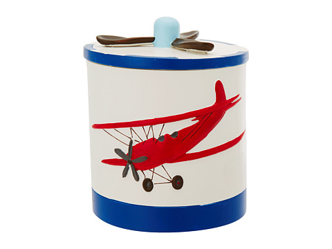 Kassatex - Bambini In Flight Bath Accessories Cotton Jar (Multi) Bath Towels