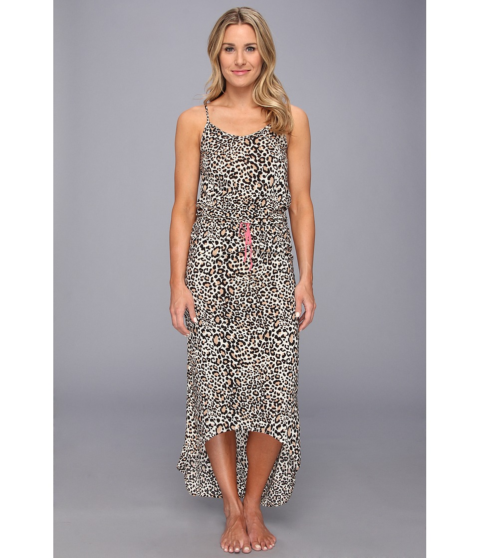 P.J. Salvage - Challe Separates Sleep Dress (Leopard) Women