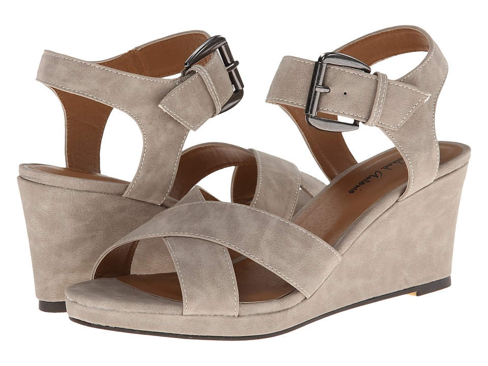 Michael Antonio - Gellano (Stone) Women's Wedge Shoes