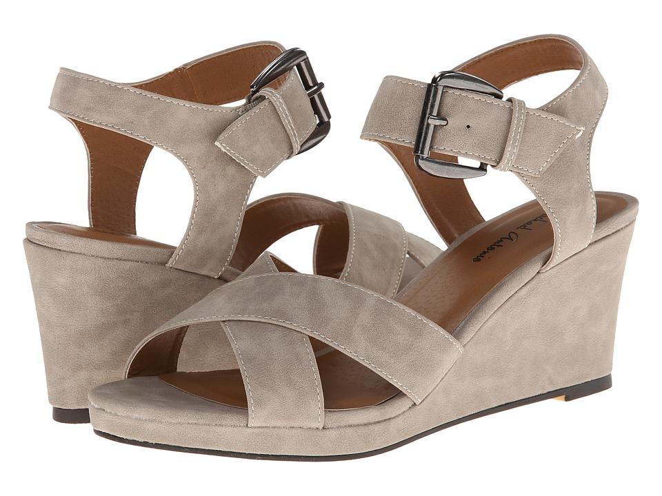Michael Antonio - Gellano (Stone) Women's Wedge Shoes