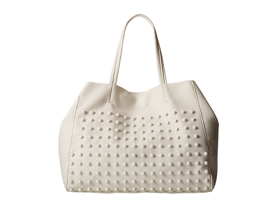 Steve Madden - Bcortage (Vanilla) Tote Handbags
