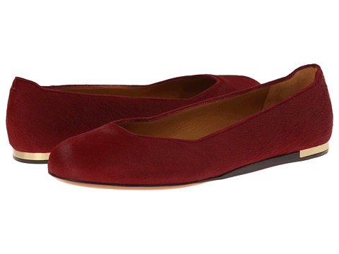 Calvin Klein Collection - Cleo (Lipstick) Women's Flat Shoes