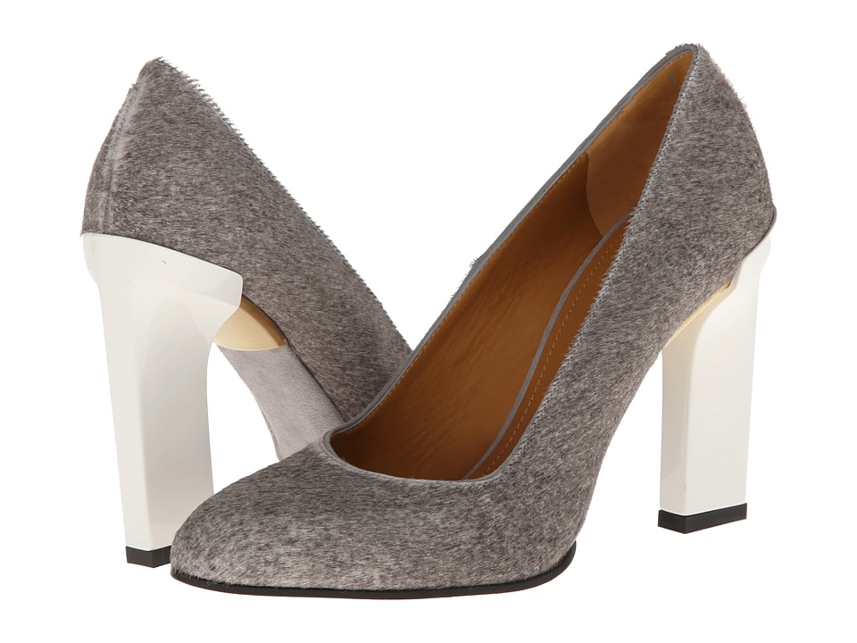 Calvin Klein Collection Ruby Bis (Pumice) High Heels