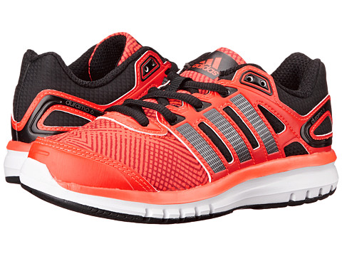 adidas Kids - Duramo 6.1 K (Little Kid/Big Kid) (Solar Red/Black/White) Boys Shoes