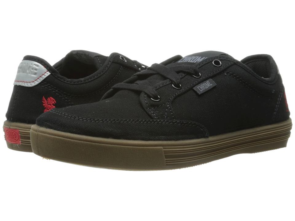 Chrome - Mirko (Black/Gum) Shoes