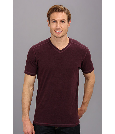 Agave Denim - S/S Streaky Jersey (Port Royale) Men's T Shirt
