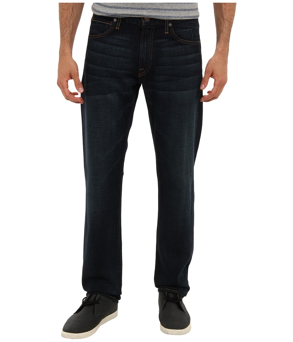 Agave Denim - Gringo Classic Cut in Dark Blue (Dark Blue) Men's Jeans