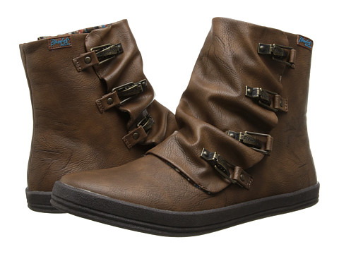 Blowfish - Chippy (Whiskey Old Saddle PU) Women's Boots