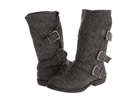 Blowfish - Alms (Grey Soft Herringbone) Women's Boots