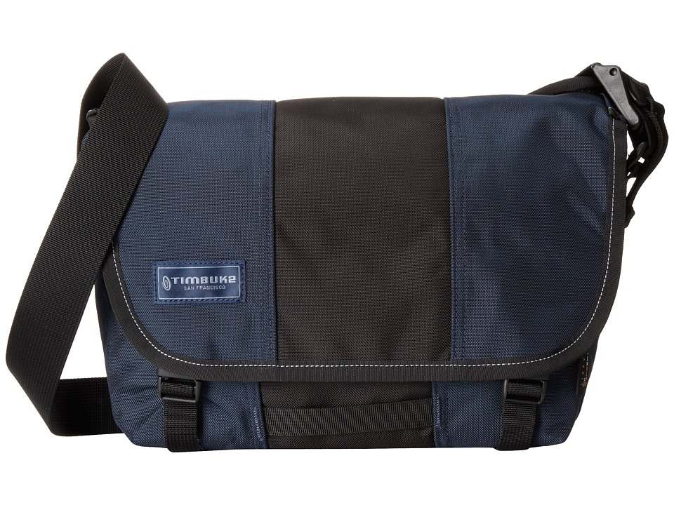 Timbuk2 - Classic Messenger Bag - Extra Small (Dusk Blue/Black) Messenger Bags