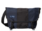 Timbuk2 Classic Messenger Bag - Medium (Dusk Blue/Black)