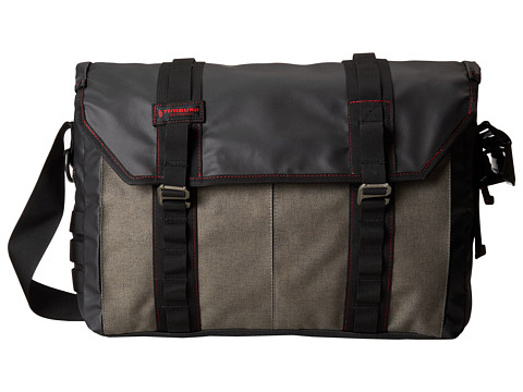 Timbuk2 - Alchemist (Medium) (Carbon Full/Cycle Twill) Messenger Bags