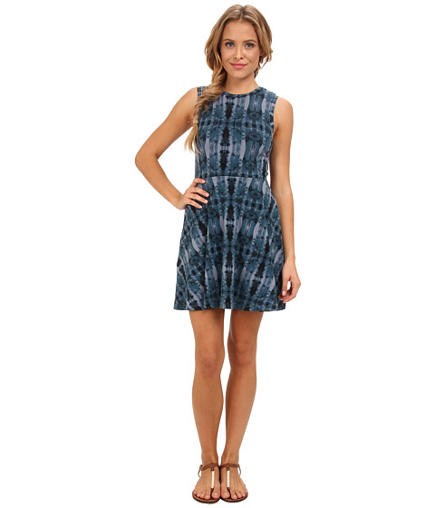 Vans - Stewart Dress (Mallard Blue X-Ray) Women's Dress