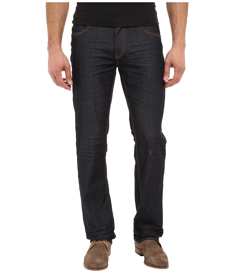 L-R-G - True Tapered Denim w/ Stretch (Ink Blue Wash) Men