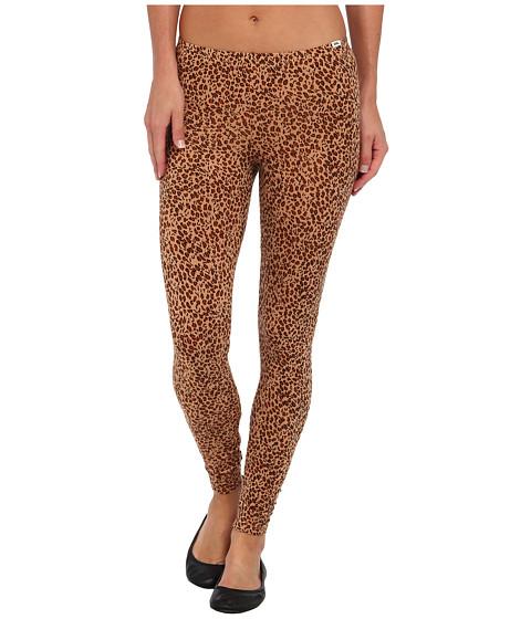 Vans - Yoshimi Legging (Mocha Mini Leopard) Women