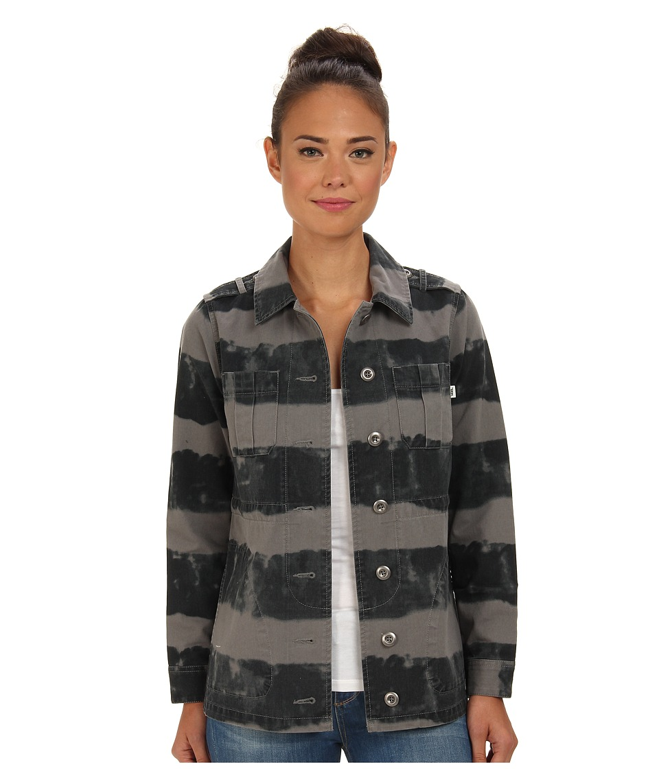 Vans - Combat Jacket (Gunmetal) Women's Coat