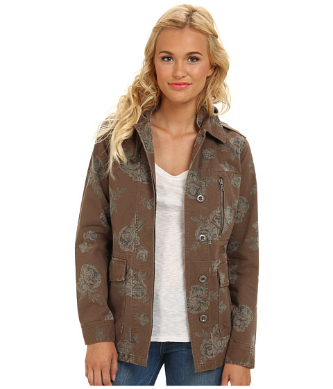 Vans - Coffey Jacket (Canteen) Women's Coat