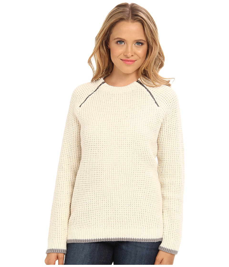 Vans - Cosmic Sweater (Cr me/Frost Grey) Women