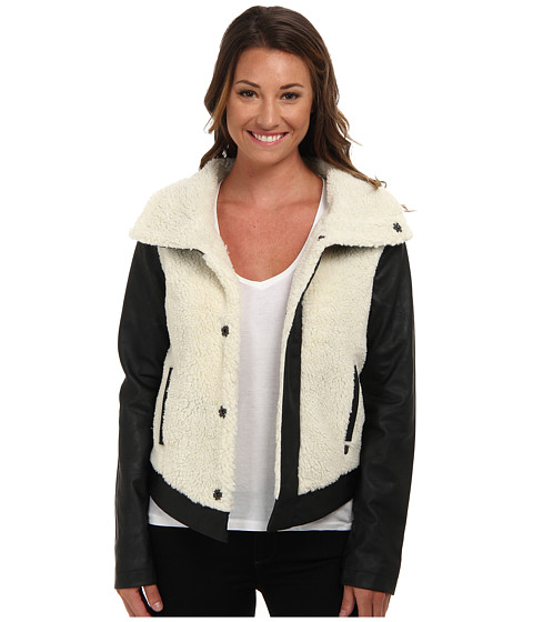 Vans - Spectacle Jacket (Natural) Women's Coat
