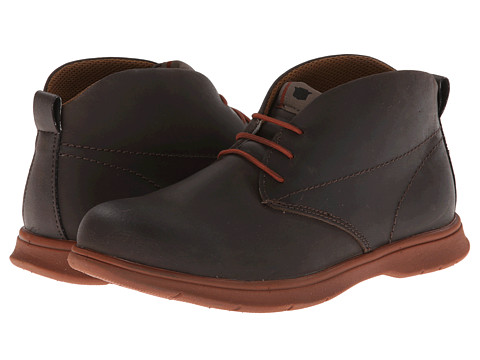 Florsheim Kids - Flites Chukka Jr. (Toddler/Little Kid/Big Kid) (Brown Crazy Horse) Boy's Shoes