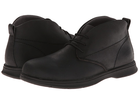 Florsheim Kids - Flites Chukka Jr. (Toddler/Little Kid/Big Kid) (Black Crazy Horse) Boy's Shoes