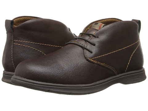 Florsheim Kids - Flites Chukka Jr. (Toddler/Little Kid/Big Kid) (Burgundy) Boy's Shoes