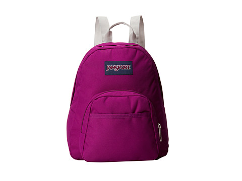 0872e919db3e ... UPC 757969385005 product image for JanSport Half Pint Backpack  (Berrylicious Purple) Backpack Bags ...