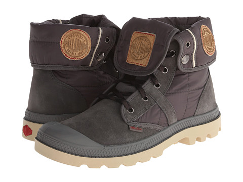 Palladium - Pallabrouse Baggy EX (Dark Gray/Mojave Desert) Men