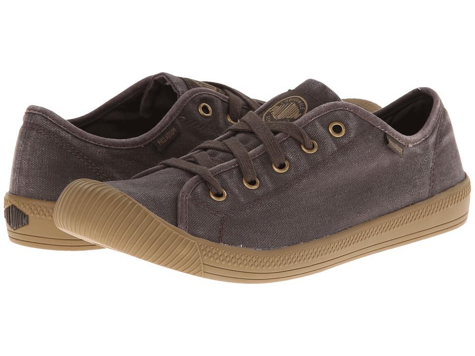 Palladium - Flex Lace (Asphalt) Women's Lace up casual Shoes