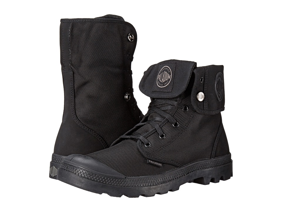 Palladium - Mono Chrome Baggy II (Black) Boots