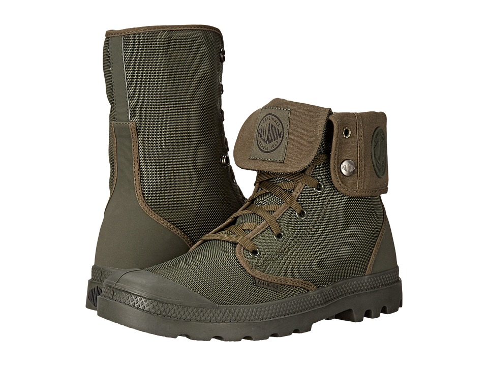 Palladium - Mono Chrome Baggy II (Army Green) Boots