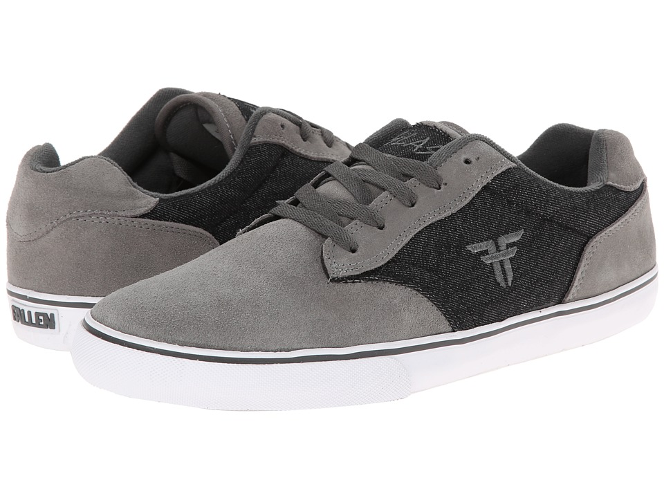Fallen - Slash (Cement Grey/Ash Grey) Men's Skate Shoes