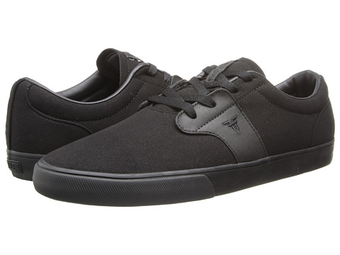 Fallen - Chief XI (Black/Black) Men's Skate Shoes