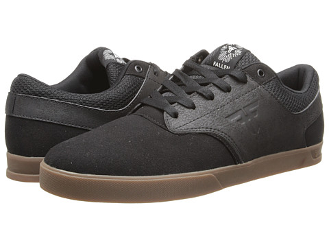 Fallen - The Vibe (Black/Gum) Men