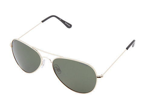 Polaroid Eyewear - 04213S/Polarized (Gold/Green Polarized) Fashion Sunglasses