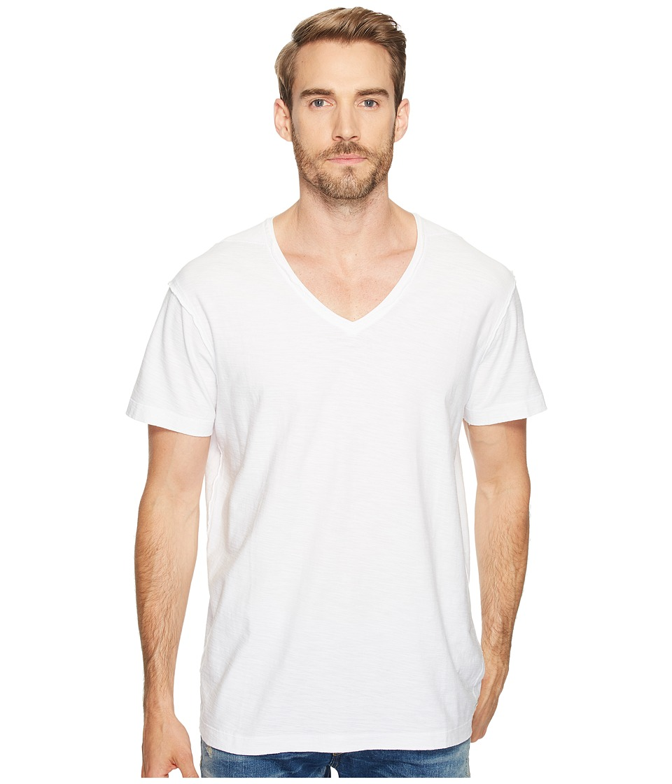 Diesel - T-Tossik Tee (White) Men's Short Sleeve Pullover