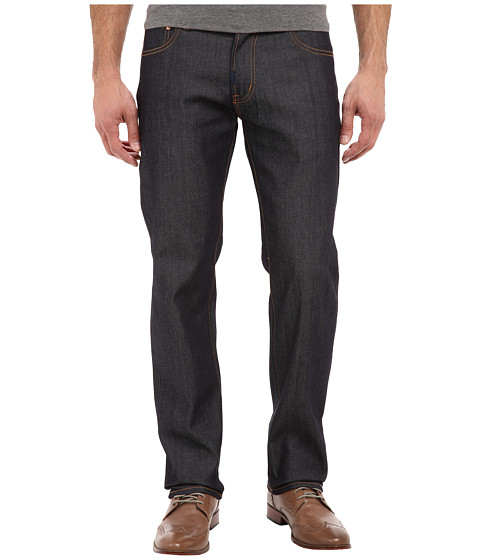 L-R-G - True Straight Denim w/ Stretch (Dry Blue) Men