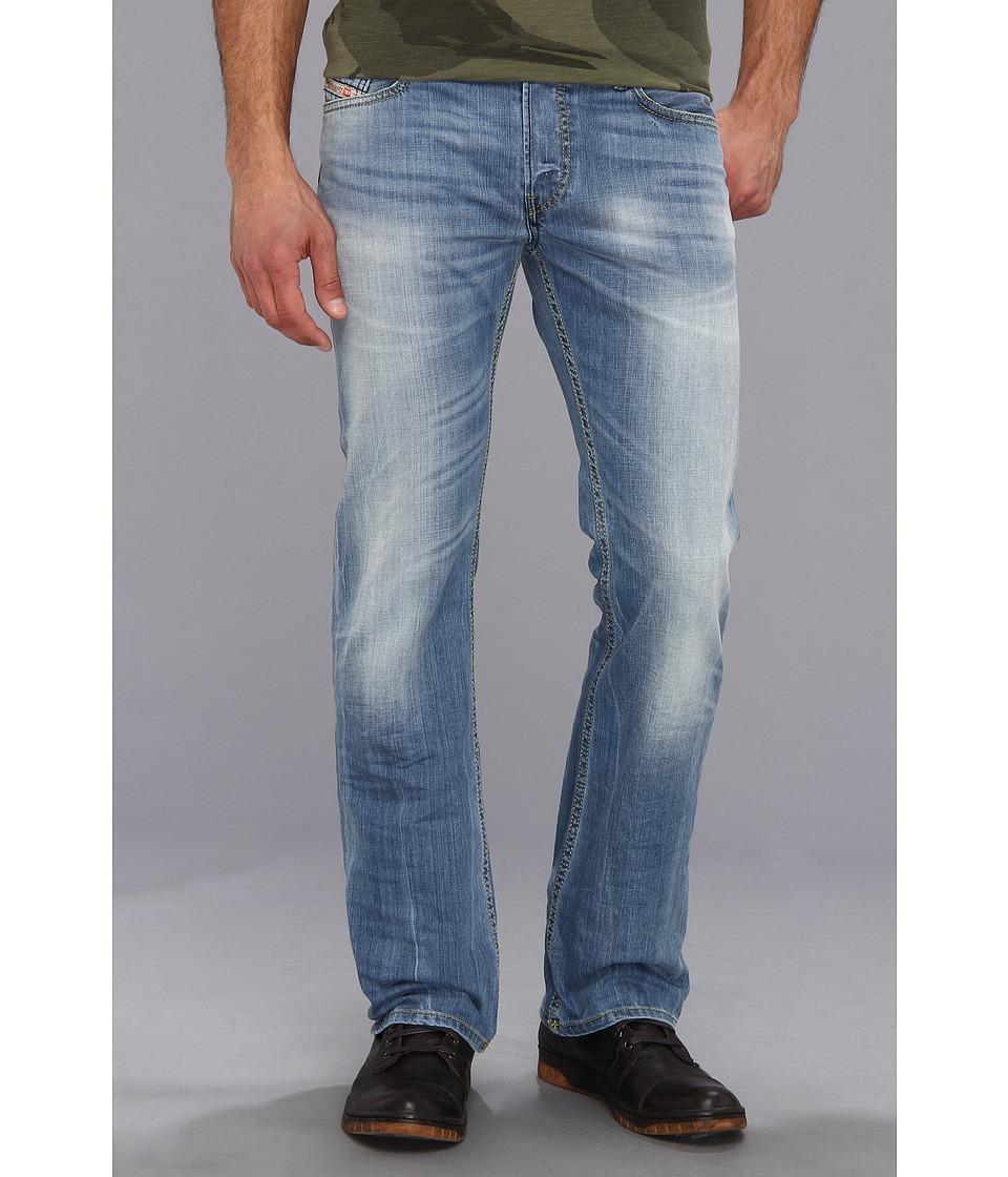 Diesel - New Fanker Slim Boot 826D (Denim) Men's Jeans